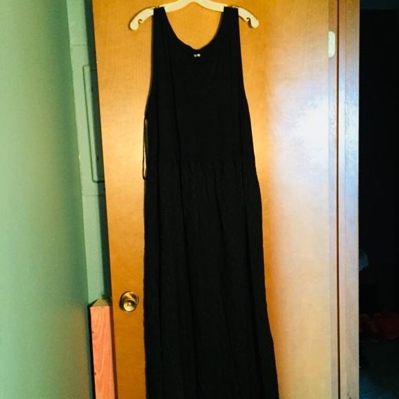 Calvin Klein Plus Size Maxi Dresses